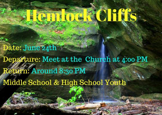 Hemlock Cliffs